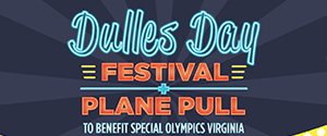 Dulles Day Festival Banner